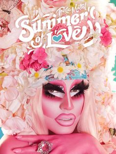 Trixie looking like a work of ART in her new cosmetics promo Logo Tv, Trixie And Katya, Drag Makeup, Rupaul Drag, Photo Wall Collage, Celebrity Makeup, Makeup Designs, Aurora Sleeping Beauty, Seasons