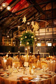 Gorgeous table centerpiece! #minnesota #wedding #decor