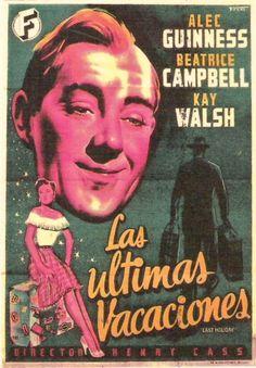 """Las últimas vacaciones (1950) """"Last Holiday"""" de Henry Cass - tt0042665"""