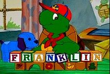 Franklin...I remember watching this with Tyler...miss you little man Aunt Christina loves you always