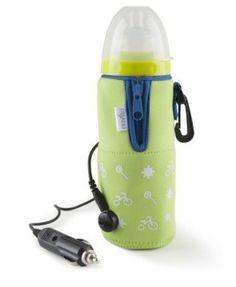 #Podgrzewacz do butelek. Mały i praktyczny, można go zostawić w samochodzie, żeby zawsze był tam w razie potrzeby.