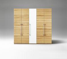 Massivholzschrank in Kernbuche Divider, Room, Crafts, Furniture, Home Decor, Ad Home, Bedroom, Manualidades, Decoration Home
