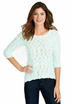 Cato Fashions High-Low Confetti Sweater #CatoFashions