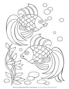 Coloring Pages - Free Printables   Planerium