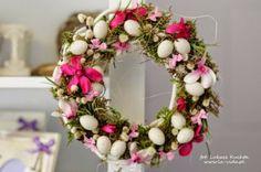 Easter wreath https://www.facebook.com/LaVida.Gosia