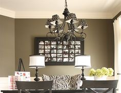 Paint color for dining room