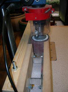 Drill press and sander table - by Diggerjacks @ LumberJocks.com ~ woodworking community