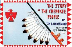 All Things Cherokee: Gifts & Books - Children's Books - The Story of the Cherokee People