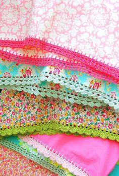 Detalles en almohadas
