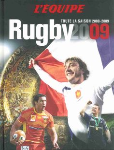 Rugby 2009 - L'Équipe - Recto
