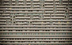 Andreas Gursky Photos of Apartments