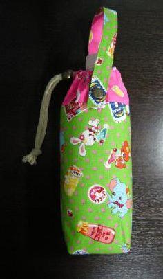 ハンドメイドレシピ:ペットボトルホルダーの作り方 | 毎日カタカタ♪昭和レトロ♪ - 楽天ブログ