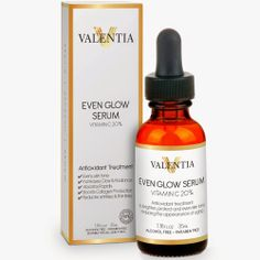 Valentia Even Glow Serum Review