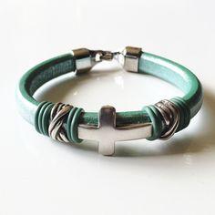 Regaliz (Licorice Leather) Bracelets...Exclusively Designed By Divulge Vein. www.DivulgeVein.com