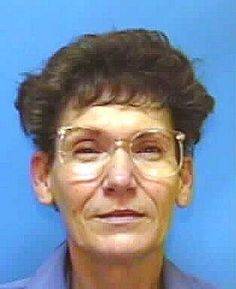 Judy Buenoano    Mug shot of Buenoano  Born	April 4, 1943  Quanah, Texas, United States  Died	March 30, 1998 (aged 54)  Starke, Florida, United States  Alias(es)	Judias Welty, Judy Goodyear, Judias Morris  Conviction(s)	Murder, attempted murder, insurance fraud  Penalty	Death sentence  Status	Executed  Spouse	James Goodyear (? – 1971; dec.)  Bobby Joe Morris (1973 - 1978; dec.)  John Gentry (? - 1983; div.)  Children	Michael Goodyear