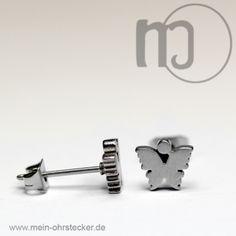 Ohrstecker Schmetterling-180