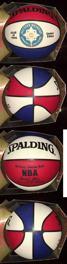 Balls 21208  Super Rare Brand New 1994 Nba All Star Game Money Ball  Spalding Basketball -  BUY IT NOW ONLY   194.99 on eBay! de35d1c558d35