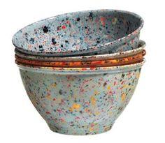 Love my Rachel Ray garbage bowl!