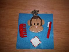 Hey, I found this really awesome Etsy listing at https://www.etsy.com/listing/245716799/monkey-grooming-hygiene-toothbrush-comb