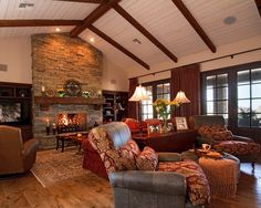 Warm And Cozy Rooms Design, Pictures, Remodel, Decor and Ideas - page 14