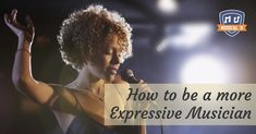 The key to an excellent musical performance is expression. Read on to learn four ways to add expression into your music for an unforgettable performance.