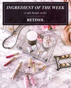 Popular Chicago beauty blogger Visions of Vogue shares what retinol is, if it's toxic, and how to find safe alternatives. Click here to read now! #safebeauty #betterbeauty #beautycounter