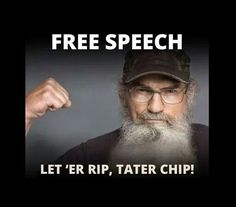 Duck dynasty and free speech Phil Robertson, Robertson Family, Duck Dynasty Family, Duck Calls, Quack Quack, Duck Commander, Freedom Of Speech, Reality Tv, Just For Laughs