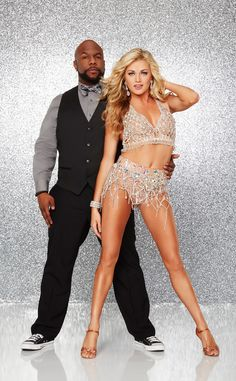 Wanya Morris and Lindsay Arnold from Meet Dancing With the Stars' Season 22 Cast | E! Online