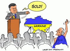 Ukraine signed an economic trade pact with the European Union