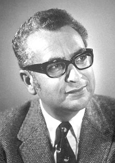 """MURRAY GELL-MANN  (1929– ) won the Nobel Prize in Physics in 1969 for """"his contributions and discoveries concerning the classification of elementary particles and their interactions."""" Gell-Mann was a postdoctoral research associate in 1951 and a visiting research professor from 1952-1953."""