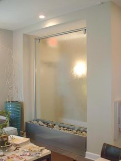 Glass Indoor Wall Water Fountain How to Make Indoor Wall Water Fountains?