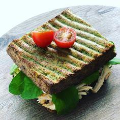 El pan de vegetales sin gluten ¡sin amasar! Egg Recipes, Diet Recipes, Chocolate Sin Gluten, Healthy Recepies, Pain, Vegan Gluten Free, Avocado Toast, Low Carb, Tasty