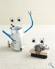 making a robot kids - Google zoeken