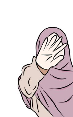 Cute Doodle Art, Cute Doodles, Aesthetic Couple, Muslim Pictures, Hijab Drawing, Beautiful Landscape Wallpaper, Love Cartoon Couple, Islamic Cartoon, Beautiful Quran Quotes