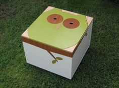 New Eco-Friendly Toy Boxes from Mod Mom Furniture | Inhabitots
