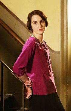 Downton Abbey | Lady Mary | Hot Pink