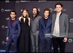 @hbo Silicon Valley cast lined up for Paleyfest at the Dolby Theater