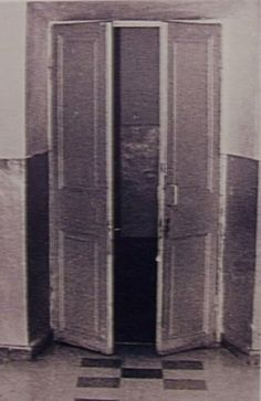 Rare photographs of the cellar in which the Romanov family was murdered (Ipatiev House, Ekaterinberg)