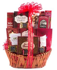 Wine.com Chocolate Indulgence Gift Basket Wine.com http://www.amazon.com/dp/B0040JZNXQ/ref=cm_sw_r_pi_dp_NZfYtb1XMVMEQ7M5 Enter for your chance!  You know I sure Did! This is a Terrific Giveaway!  Thanks, Michele :)