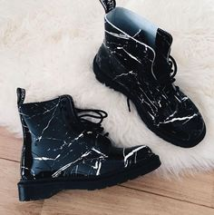 The Pascal Marble boot, shared by thatgirlwithherblog.