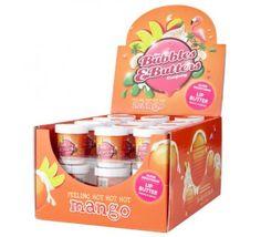 Bubbles & Butters brand Hot for Mango Lip Butter (Μάνγκο)   Προϊόντα Χειλιών   #Glowbox Greece #GLOWBOXeshop