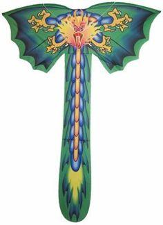 Jade Dragon Kite