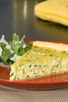 Tarte allégée aux brocolis et à la moutarde #recette #tarte #brocolis #veggie #vegetarien #healthy #equilibre