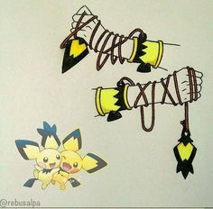 Pokemon Weapons - Album on Imgur