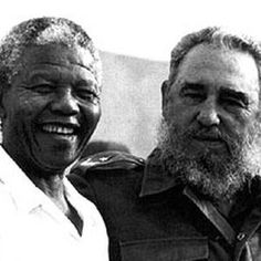 undefined..A MUST SEE VIDEO...CASTRO PLAYED A MAJOR ROLE WHICH SAVED SOUTH AFRICA...MANDELA WAS IN PRISON AT THE TIME, BUT HEARD OF THE GOOD NEWS. THE ONLY COUNTRY THAT EVER HELPED.