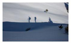 Tourengeher - Gamperdun - See - Skitour Mountains, Nature, Travel, Paisajes, Hiking, Voyage, Viajes, Traveling, The Great Outdoors