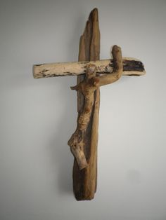 The Cross in Everyday life Driftwood from Kilve Beach, Somerset