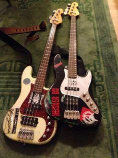 Sandberg bass guitars