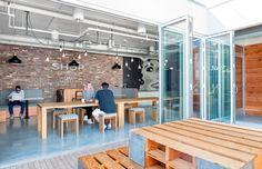 VARA, a new housing development for urban professionals in San Francisco, California.