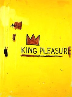 King Pleasure - Basquiat